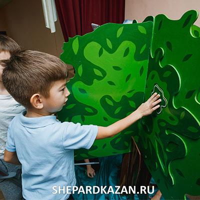 Квест детский Богатыри Казань