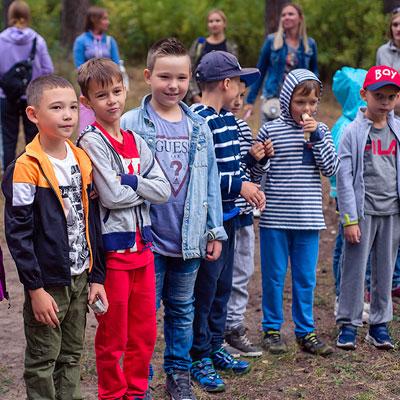 День рождения ребенка в Казани
