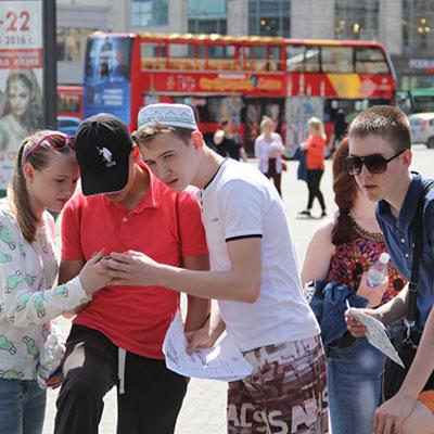 городской квест для детей Казань