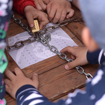 Детский Форт Боярд