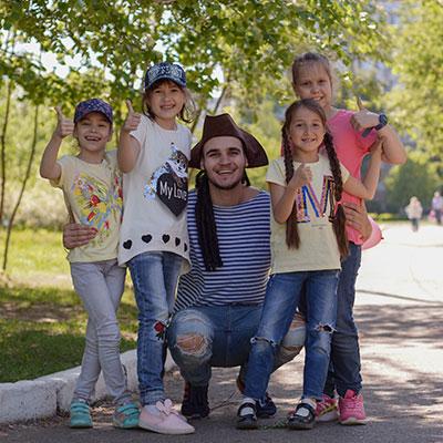 Выпускной в детском саду Казань